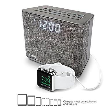 Consumer Electronics Ihome 26e4wo Black Speaker Portable Small !!! Audio Docks & Mini Speakers