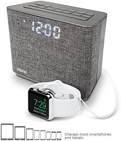 iHome iBT232 Bluetooth Speakerphone Charging