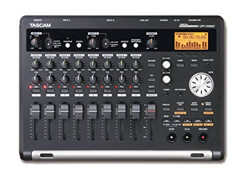 Tascam DP-03SD Digital Portastudio Multitrack Recorder