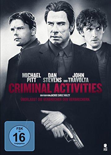 Activities Criminal - Criminal Activities