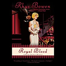 Royal Blood Audiobook by Rhys Bowen Narrated by Katherine Kellgren