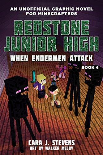 When Endermen Attack: Redstone Junior High #4