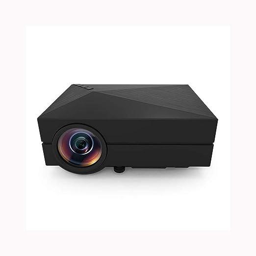 Link Co Proyector LED portátil Proyección Portátil HD Función de ...
