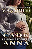 CADE & ANNA: New Orleans Billionaire Wolf Shifters with plus sized BBW mates (Le Beau Series Book 6)