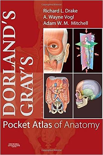 Dorlandsgrays Pocket Atlas Of Anatomy Dorlands Medical