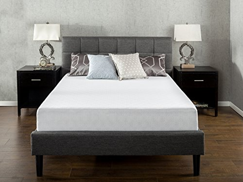 Zinus Gel Infused Green Memory Mattress product image