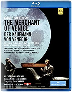 André Tchaikowsky: The Merchant of Venice [Blu-ray] [2014] [Region Free]