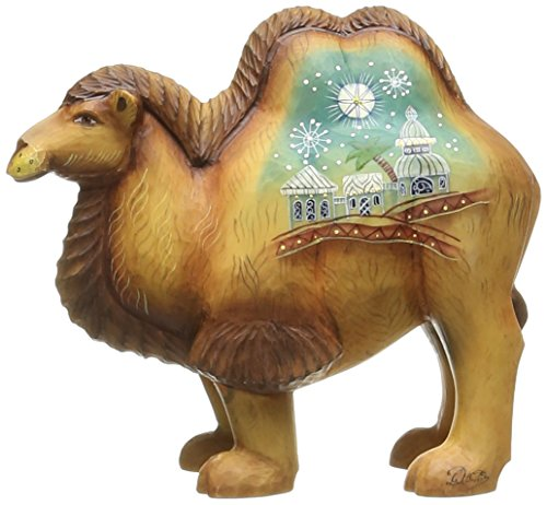 G. Debrekht 5 Inch Folk Nativity Camel