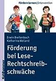 Forderung Bei Lese-Rechtschreibschwache, Weiland, Katharina and Breitenbach, Erwin, 3170211366