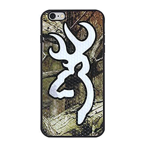 Browning Cutter Logo iPhone 6 plus Case,Browning Cutter Logo Cover Case for iPhone 6 plus/6s plus 5.5