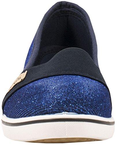 Elara Blau Donna Elara chiuse Scarpe Scarpe 5qqTR