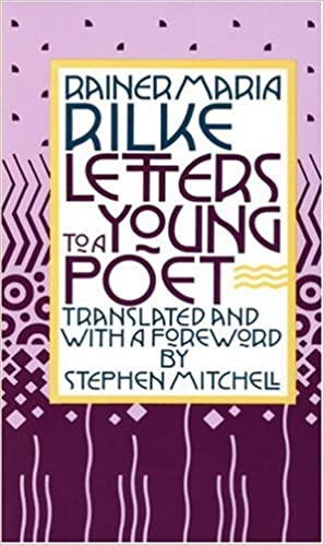 Amazon Letters to a Young Poet Rainer Maria