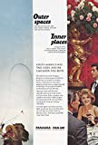 1966 Vintage Magazine Travel Advertisement Pan American-Grace Airways