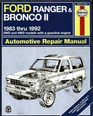 ford ranger 1992 - 5