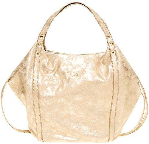 z Women's Glade Women's Gold Tote Bag Gold (Jennifer Lopez Bags)