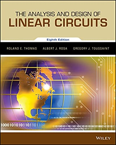 amazon com the analysis and design of linear circuits, 8th editionthe analysis and design of linear circuits, 8th edition 8th edition, kindle edition