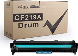 V4INK Compatible Drum Replacement for HP 19A CF219A Drum Unit for use in HP Laserjet Pro MFP M130fw M130nw M130fn M130a M102w M102a M130 M102 Printer