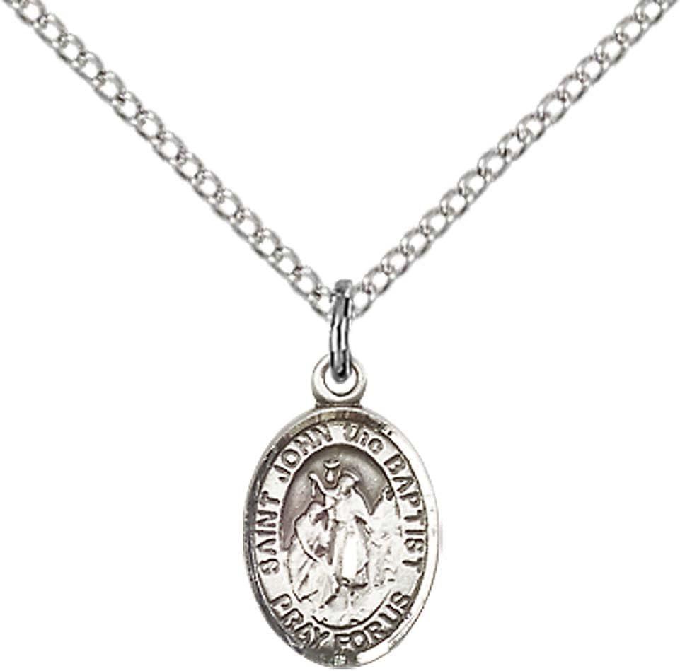 DiamondJewelryNY 14kt Gold Filled St Michael//EMT Pendant