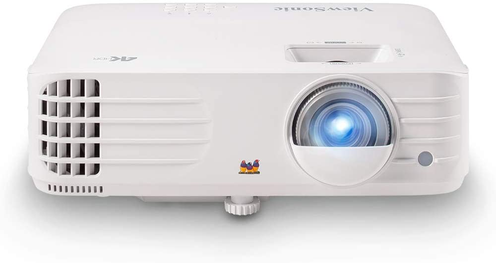 """ViewSonic True 4K UHD 3200 Lumens 240Hz 5ms Home Theater Projector with HDR, Auto Keystone, Dual HDMI, Sports and Netflix Streaming with Dongle on up to 300"""" Screen (PX701-4K)"""