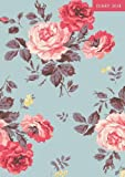 A5 2018 Diary Antique Rose (Cath Kidston Stationery)