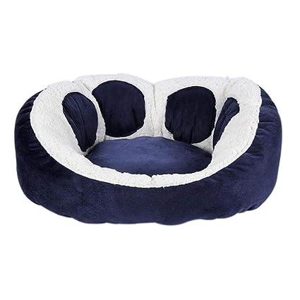 FOONEE - Cama para Mascotas de Waterloo, Personalizable, se Puede Lavar en Caliente,