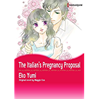 The Italian's Pregnancy Proposal: Harlequin comics
