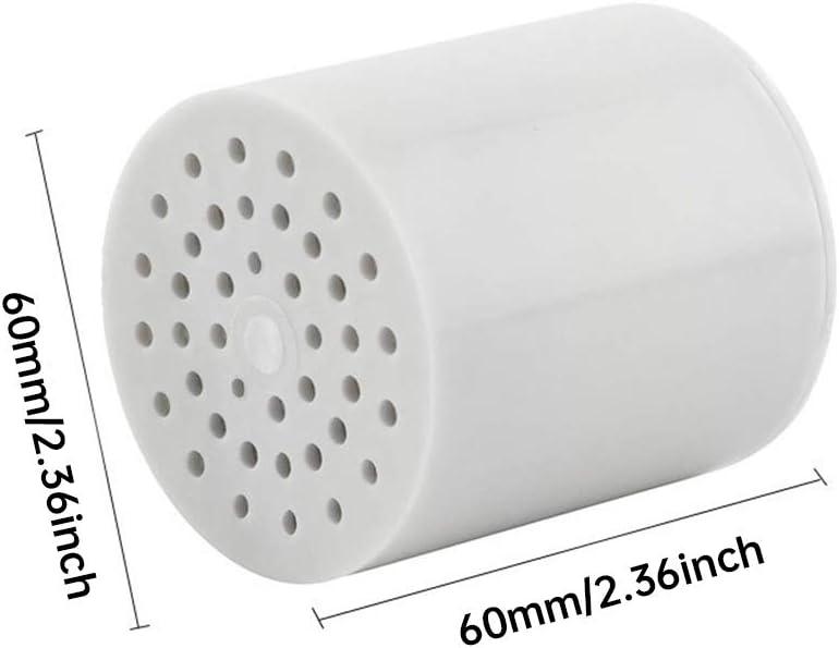 GeKLok Shower Water Filter gh Output 15 Level Remove micals ...