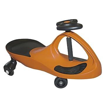 hj JH de Products 40028 - Bicicleta Infantil con Ruedas silenciosos, Naranja: Amazon.es: Juguetes y juegos