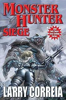 Book Cover: Monster Hunter Siege