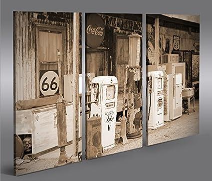 Cuadro Moderno distribuidor de gasolina de los estados ...