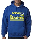 The Silo Blue Golden State Draymond ''Everybody Loves'' Hooded Sweatshirt YOUTH