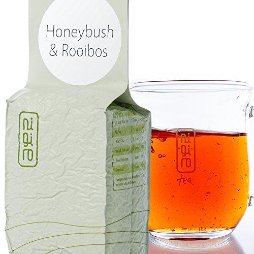 High Altitude Wild Honeybush & Rooibos Blend (40 cups/3.5oz)   Caffeine Free   Ultra Loose Tea Leaf Selection