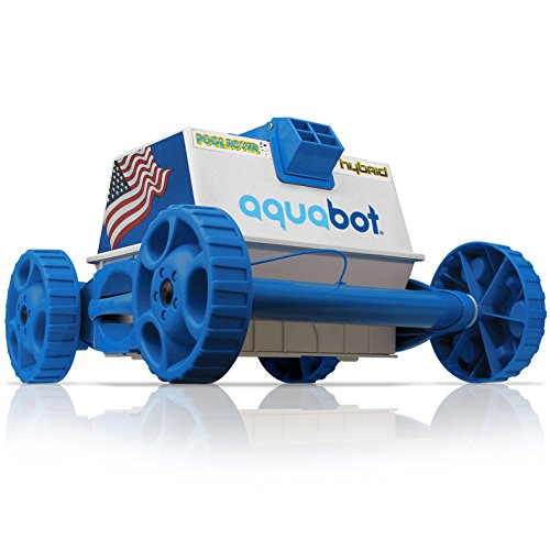 (Aquabot Pool Rover Hybrid Robotic Pool)
