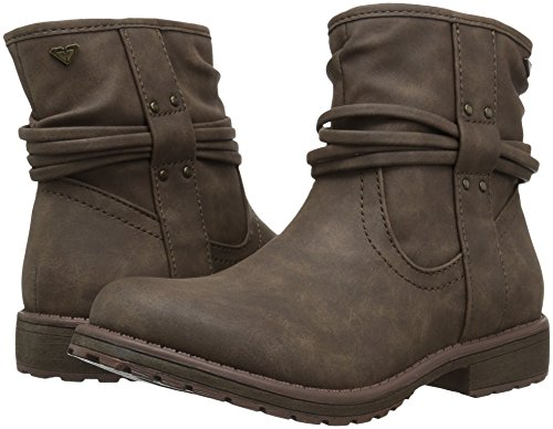 Pictures of Roxy Girls' RG Aiza Bootie Ankle Boot ARGB700033 Chocolate 4