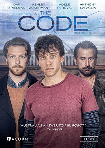 The Code: Season 2 (Australian Tv Series Dvd)