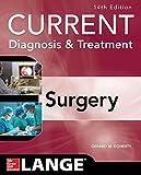 Current Diagnosis and Treatment Surgery 14/E