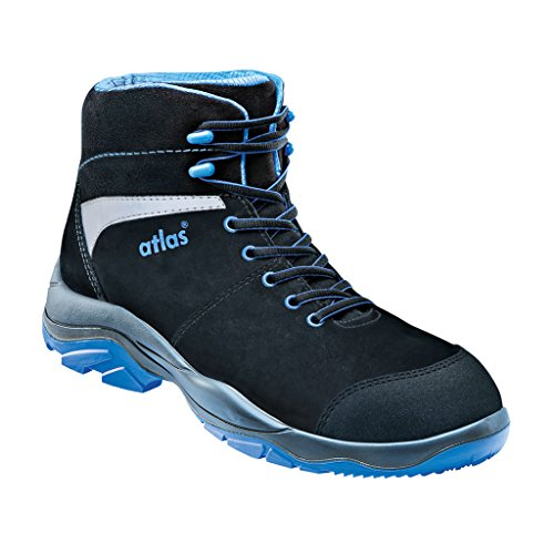 En Blue Sicherheits 20345 Esd Sl Iso Schwarz Blau stiefel 47 Atlas 805 Xp S3 M8xCawZtqI