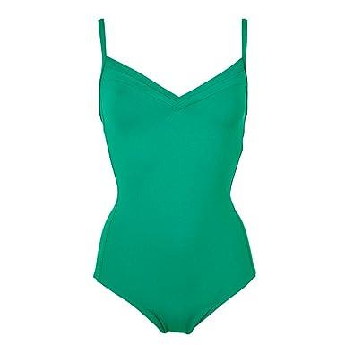 e8922b64ae Maillot de bain une pièce vert Ball - 48: Amazon.fr: Vêtements et ...