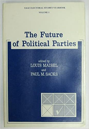 Future of Political Parties (SAGE Electoral Studies