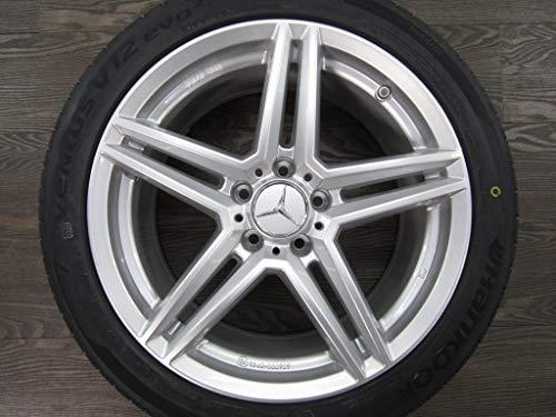 4 ruedas de verano de 18 pulgadas aptas para Mercedes-Benz Vito Clase V W447 RIAL M10 HANKOOK.: Amazon.es: Coche y moto