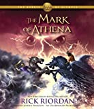 download ebook the mark of athena (heroes of olympus, book 3) by riordan, rick (october 9, 2012) audio cd pdf epub