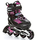Roces Moody 4.0 Girl Girl's Adjustable Inline Skate