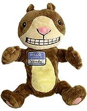 "Scaredy Squirrel Puppet: 12"""