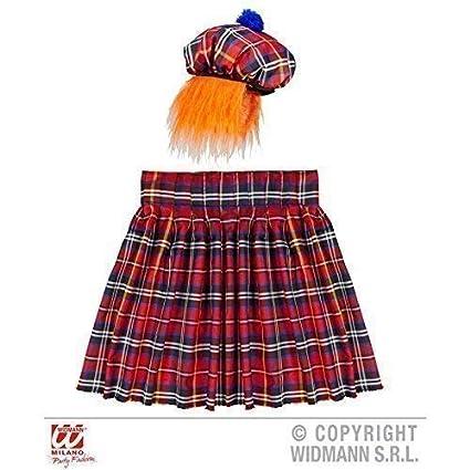 lively moments Kostuemset / Accesorios de disfraz Escocés ...