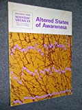 img - for Altered States of Awareness: Readings from Scientific American book / textbook / text book