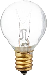 sival svlg305e12cllist2 small size g30 5w130v replacement globe light bulb with e12 base