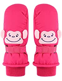 Ski Gloves, Yidomto Waterproof Warmest Winter Snow Gloves...