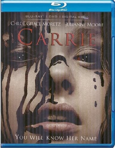 Carrie (2013) | Blu-ray Movie | Chloe Grace Moretz