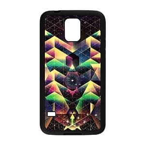 YananC(TM) YnaC407021 DIY Cover Case for SamSung Galaxy S5 I9600 w/ Star Thhyrrtyyn