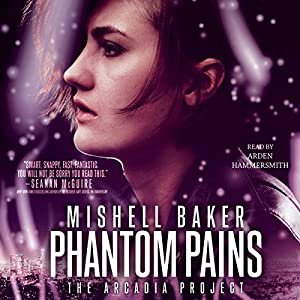 Phantom Pains Audiobook